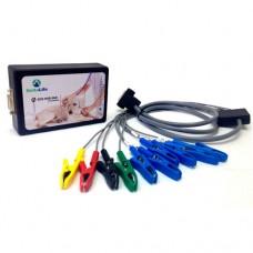 Eletrocardiógrafo ECG USB DL660 Vet com 12 Derivações